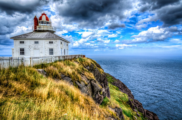 Cape Spear - Newfoundland