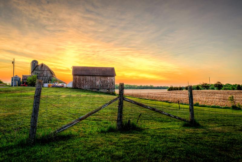 Prince Edward County Sunrise