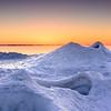 Ice Volcanoes - Presqu'ile Provincial Park