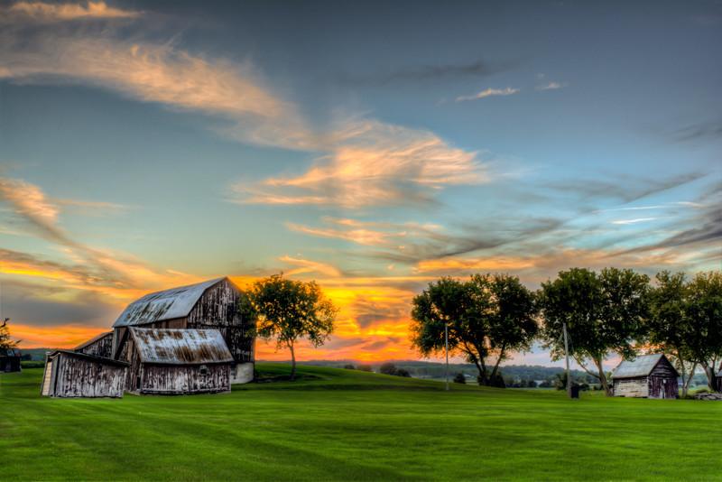 Sunset - Quinte West, Ontario