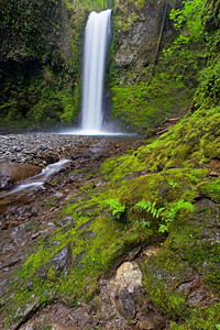 Weisendanger Falls, Columbia River Gorge