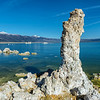 TUFA TOWER on MONO LAKE