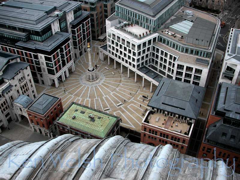 """""""View from St. Paul's """" <br /> <br /> © Copyright  Ken Welsh"""