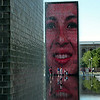 """A Friendly Face""<br /> <br /> Millennium Park <br />  © Copyright Ken Welsh"
