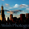 """Skyline""<br /> <br /> Chicago, IL<br /> © Copyright Ken Welsh"