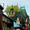 """Rooftops""<br /> <br /> Quebec City<br /> © Copyright Ken Welsh"