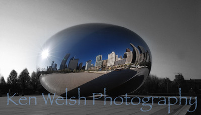 """The City Inside""  © Copyright Ken Welsh"