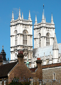 """Westminster Abbey""    © Copyright  Ken Welsh"