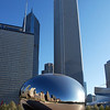 Cloud gate © Copyright Ken Welsh