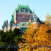 Le Chateau Frontenac  © Copyright Ken Welsh