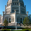 """Bahá'í ""<br /> <br /> Bahá'í  Temple  <br /> © Copyright Ken Welsh"