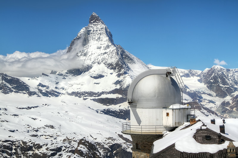 The view from Gornergrat