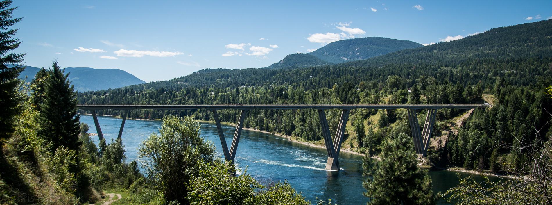 Kinnaird Bridge