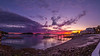 October Sunrise in Bar Harbor, ME Pano 1