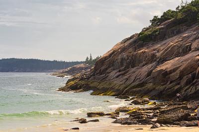 Sand Beach, Acadia