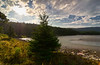 Sunny Summer Storm in Acadia