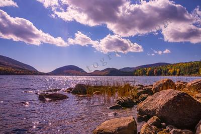 Eagle Lake, Acadia National Park