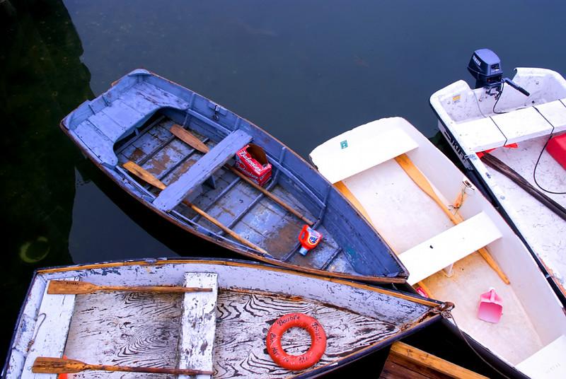 Bernard Rowboats