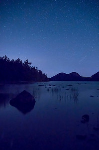 Jordan Pond Stars 2, Acadia National Park, Maine