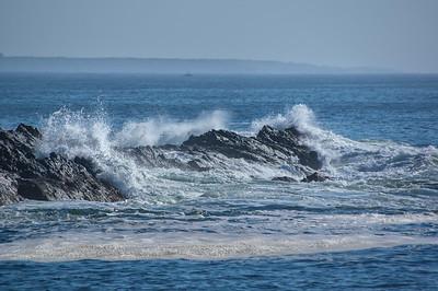 Perkins Cove Waves, Ogunquit, Maine