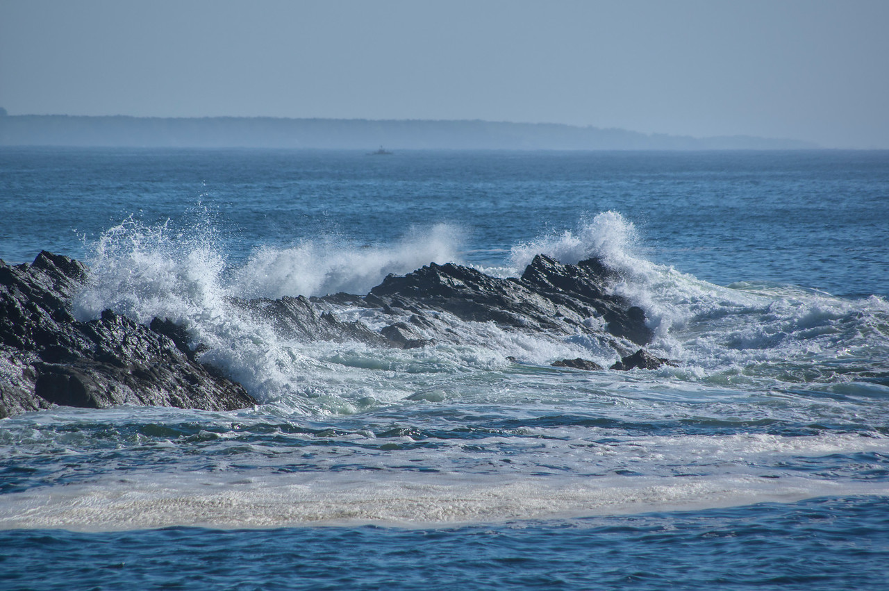 Perkins Cove Waves, Ogunquit, Maine