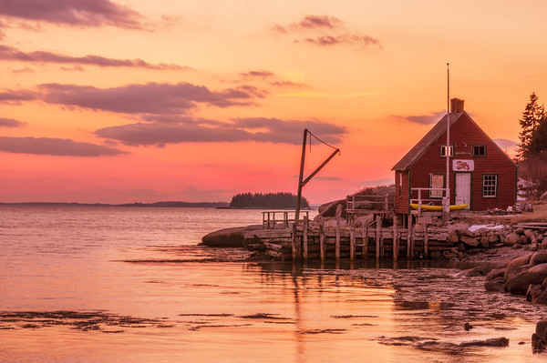Deer Isle Lobster Shack, Deer Isle, Maine