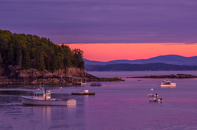 Bar Harbor Dawn, Bar Harbor, Maine