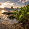 Sebago Lake Sunburst, Standish, Maine