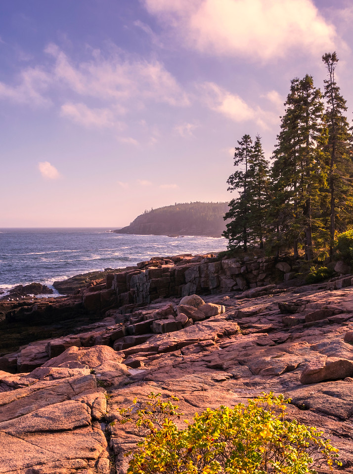 Thunder Hole Vertical, Acadia National Park, Maine