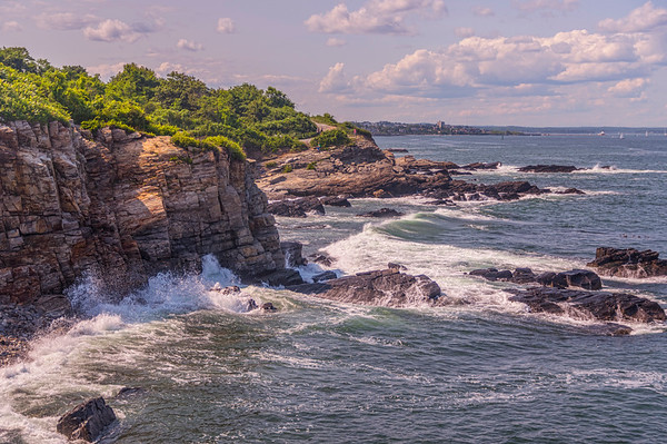 Rocky Coast, Fort Williams Park, Cape Elizabeth, Maine