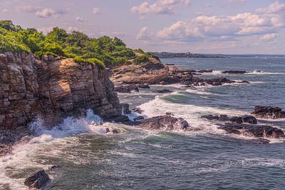 Rocky Coast, Fort Williams Park, Cape Elizabeth, Maine