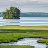 Harpswell Salt Marsh Vertical, Harpswell, Maine