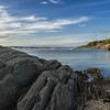 Rocks and Salt Water, Orr's Island, Maine Panorama