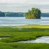 Harpswell Salt Marsh, Harpswell, Maine