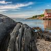 Salt Cod Cafe, Orr's Island, Maine