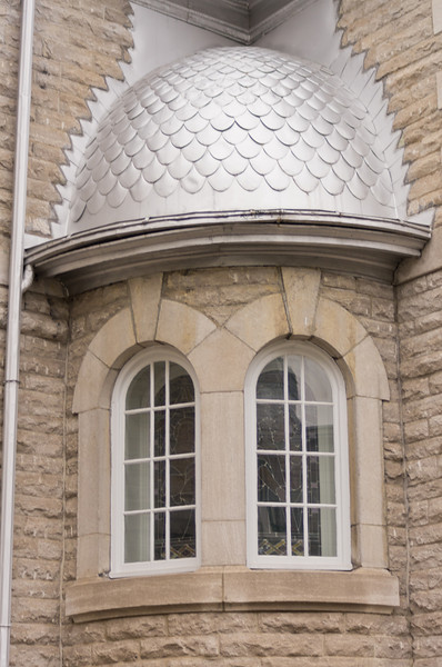 Architectural detail, old city, Quebec City