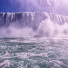 On the boat, Horseshoe Falls, Niagara, Ontario, Canada
