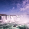 The Maid of the Mist, Horseshoe Falls, Niagara, Ontario