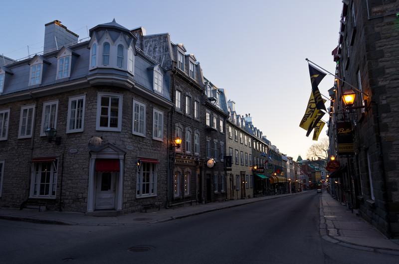 Le Grande Allee detail 2, Quebec City