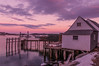Fish Pier, Stonington, Maine