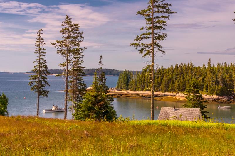 Oceanville, Deer Isle, Maine