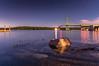 Deer Isle Bridge Stars, Deer Isle, Maine