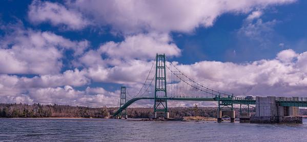 Deer Isle Bridge Cloudorama