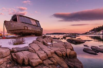Noah's Ark, Stonington, Maine