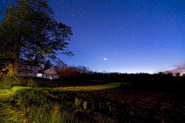 Deer Isle Night, Maine