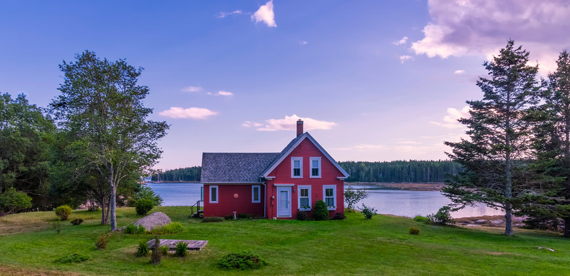 Rooms with a View, Deer Isle, Maine