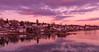 Stonington Harbor, Sunset, Maine