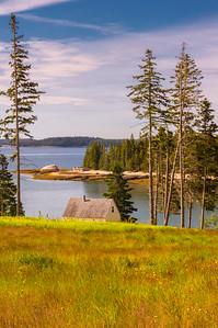 Oceanville Vertical, Deer Isle, Maine