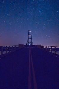 Starlit Deer Isle Bridge 1, Deer Isle, Maine