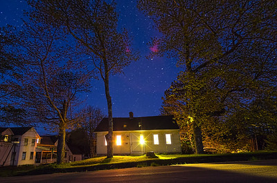 42 Bridge Street Stars, Deer Isle, Maine